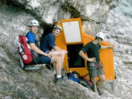 Biwakschachtel Watzmann-Ostwand
