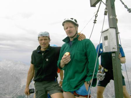 Gipfel Watzmann 2006