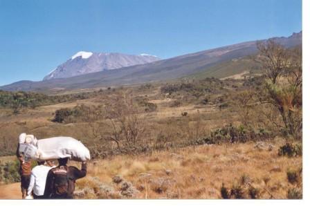 Kilimanjaro 2001