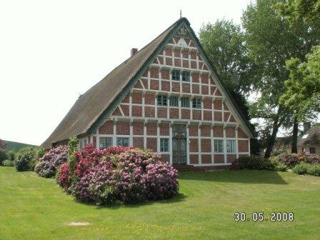 Bauernhaus im 'Alten Land'