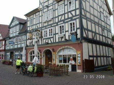 Unser Hotel in Rotenburg an der Fulda