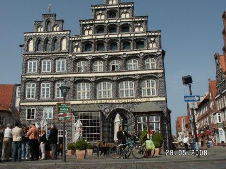 Die alte Handelskammer in Lüneburg