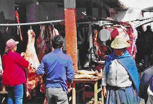 Schlachthof am Indiomarkt
